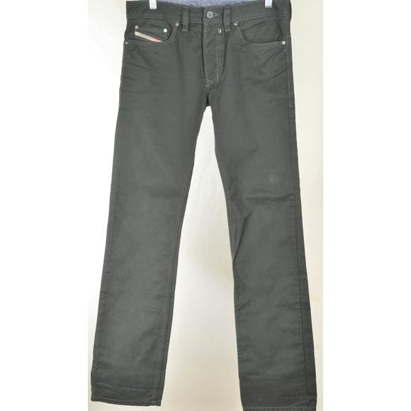 Diesel Other - Diesel jeans men 29 x 33 Safado A dark greenish gr